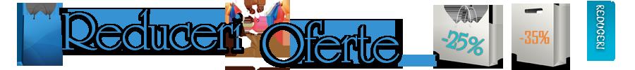 ReduceriOferte.com: Reduceri si oferte, articole promovate