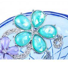 Bijuterii cristale Swarovski placate cu platina
