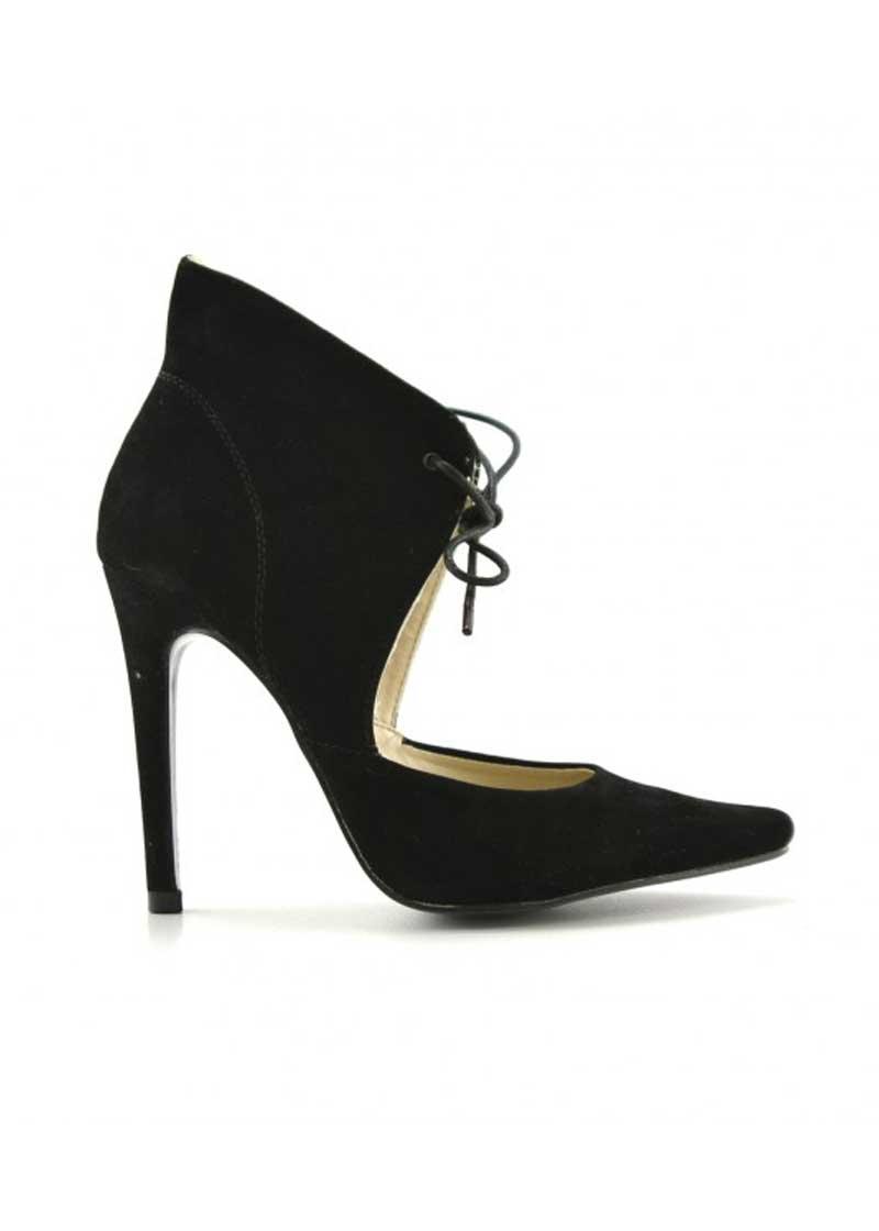 Reduceri Pantofi negri dama Fero