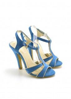 sandale-albastre-dama-Caryn-toc11cm